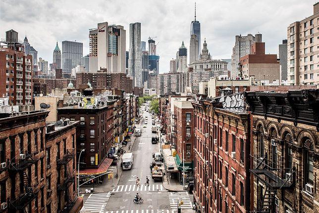 Nowy Jork w pierwszej fazie odmrażania. Miasto bardzo powoli wraca do życia