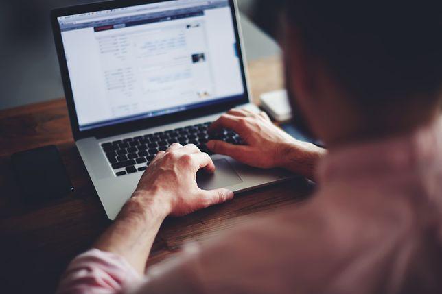 Problem depresji w internecie jest ogromny
