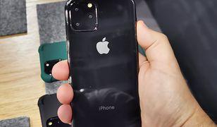 Mniej więcej tak ma wyglądać tył iPhone'a 11