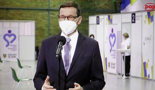 Narodowy Program Szczepień. Morawiecki ogłosił zmiany. Lekarz pochwalił