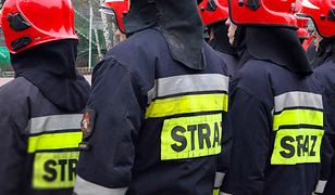 Kędzierzyn-Koźle. Podpalono drzwi w blokach