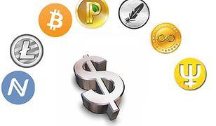Rekordowy bitcoin znalazł naśladowców