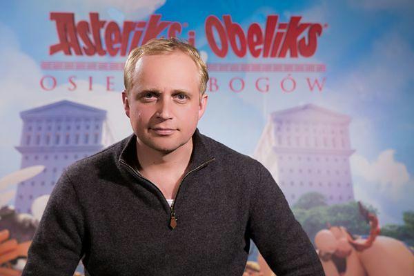 """""""Asteriks i Obeliks: Osiedle Bogów"""": Piotr Adamczyk jako rzymski mozaikarz"""