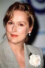 Meryl Streep obcałowana przez Penélope Cruz