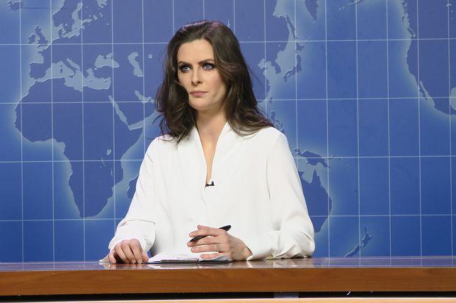 """""""Weekend Update"""" w wykonaniu Laury Breszki podbiło serca widzów"""