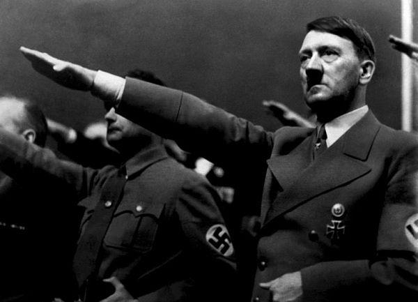 Adolf Hitler w styczniu 1939 roku
