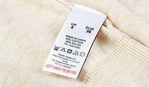Jak czytać metki, aby nie uszkodzić ubrania?