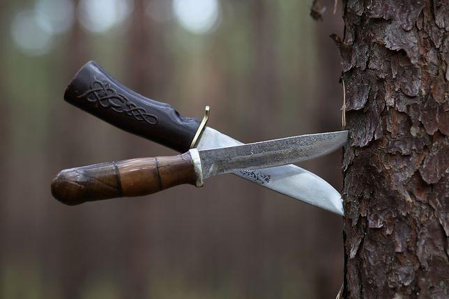 Noże na wypad w dzicz. Propozycje dla survivalowców