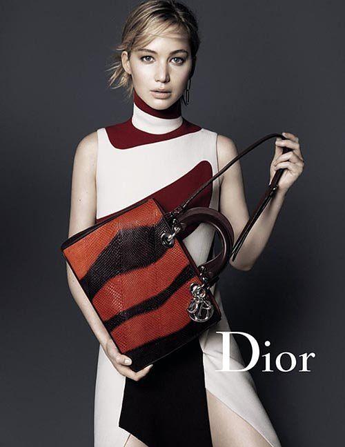 Nowa kampania torebek Dior