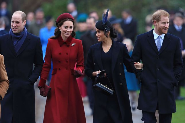 Meghan Markle ma urodziny. Kate Middleton i książę William się nie popisali