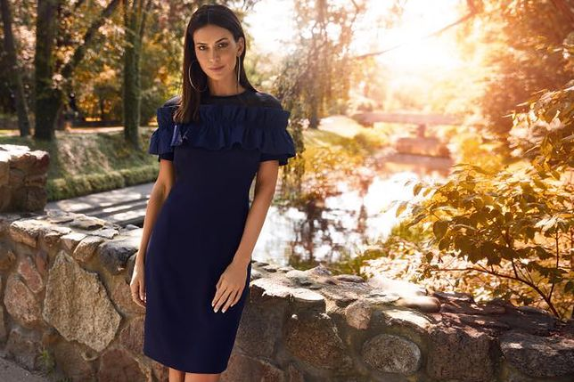 Ubrania podkreślajace talię - triki modelujące sylwetkę