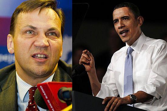 """""""Wiedzą państwo, że Barack Obama ma polskie korzenie? Tak, jego dziadek zjadł polskiego misjonarza"""" - Radosław Sikorski"""
