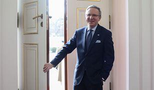 Krzysztof Szczerski jest polskim kandydatem na unijnego komisarza