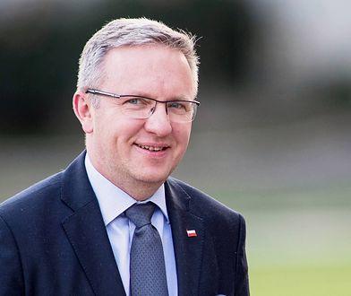 Bruksela. Krzysztof Szczerski jest kandydatem na unijnego komisarza