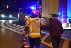 Ewakuacja mieszkańców w Jaśle. Blok grozi zawaleniem