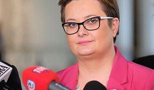 Katarzyna Lubnauer, przewodnicząca Nowoczesnej
