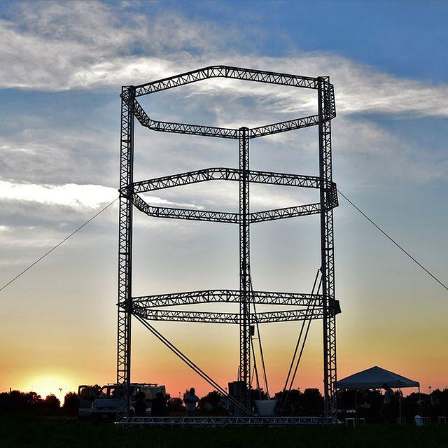 Największa na świecie drukarka 3D