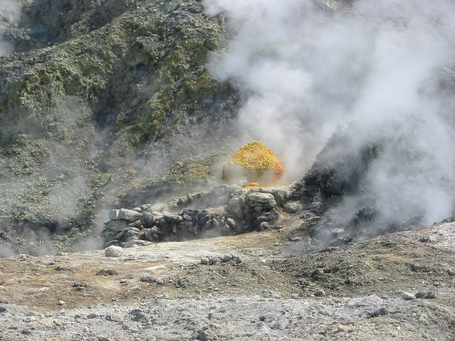 Superwulkan znowu może być groźny