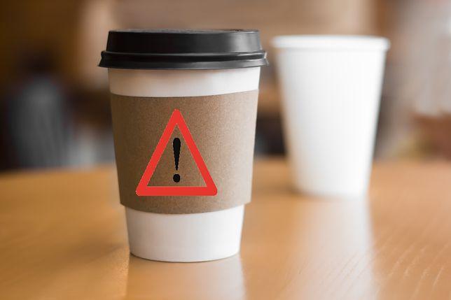 Zawarty w kawie związek chemiczny jest potencjalnie niebezpieczny i może wywoływać raka.