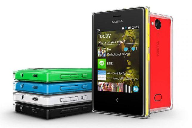 Nowe telefony Nokia Asha 500, 502 i 503