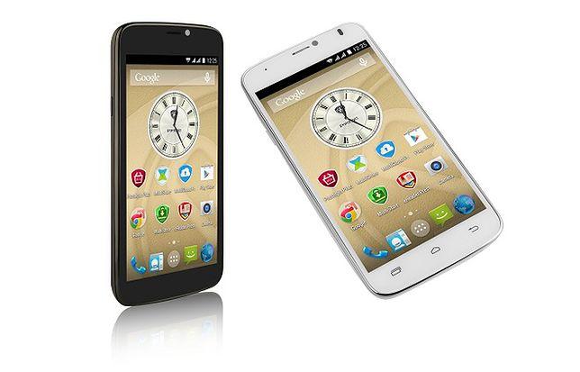 Prestigio MultiPhone 3502DUO - kolejny tani smartfon