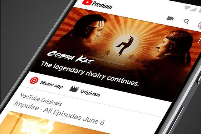YouTube Premium w Polsce