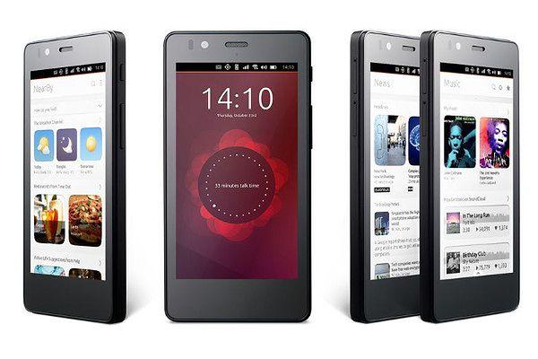 Ubuntu Phone wchodzi do sprzedaży