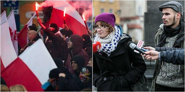 Dzień Niepodległości. Marsz koalicji antyfaszystowskiej przejdzie przez Warszawę