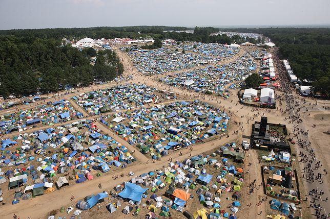Nad bezpieczeństwem uczestników festiwalu Pol'and'Rock czuwa ponad 1,5 tys. policjantów