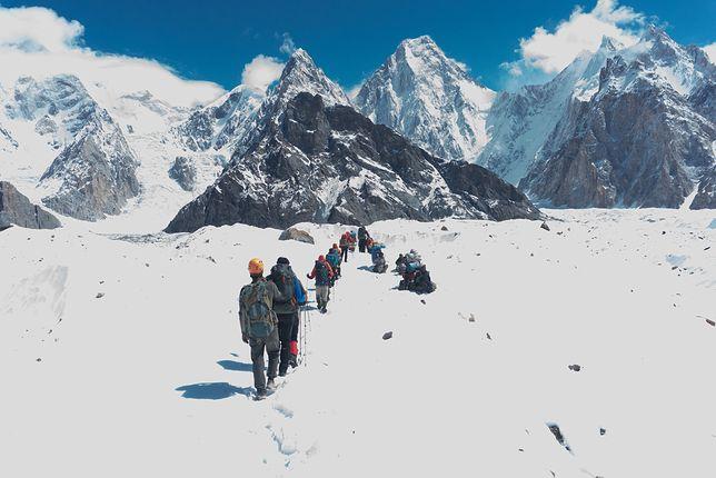 Narodowa zimowa wyprawa na K2. Polacy chcą dokonać czegoś, co nie udało się nikomu!