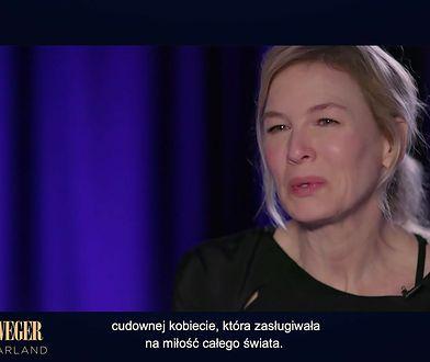 """Renée Zellweger o filmie """"Judy"""": """"Ależ to było doświadczenie!"""""""
