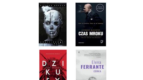 """Premiery filmowe w abonamencie Legimi, w tym """"Modyfikowany węgiel"""