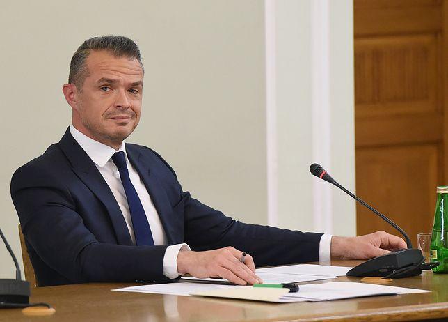 Wiemy, ile zarabia Sławomir Nowak jako prezes ukraińskich kolei