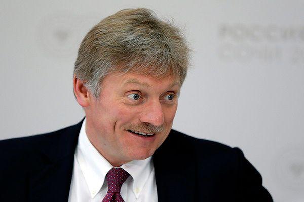Rzecznik Kremla ostro o wypowiedzi Macierewicza: to całkowita bzdura