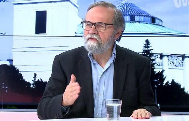 """Ryszard Bugaj w #dziejesienazywo: Komisja Wenecka ma rację, powinniśmy przyjąć jej opinię. Możemy dostać status """"czarnej owcy"""""""