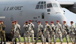 Więcej wojsk USA w Polsce? Szef NATO o wschodniej flance