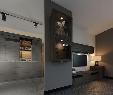 Nowoczesne meble łączą dwie funkcje: praktyczną i dekoracyjną