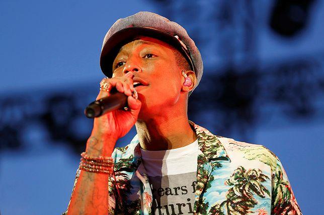 Pharrell Williams na Openerze!