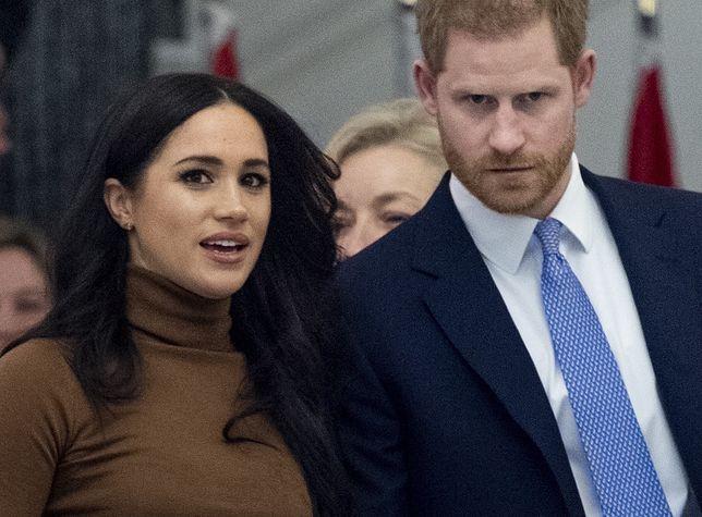 Meghan i Harry pozywają. Ich zdaniem paparazzi przekroczyli wszelkie granice