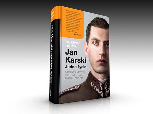 """""""Jan Karski. Jedno życie. Kompletna opowieść"""" – już od dziś w księgarniach."""