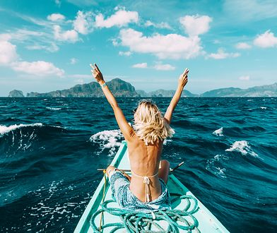 Palawan - najpiękniejsza wyspa świata