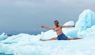 Wim Hof – poznaj człowieka lodu