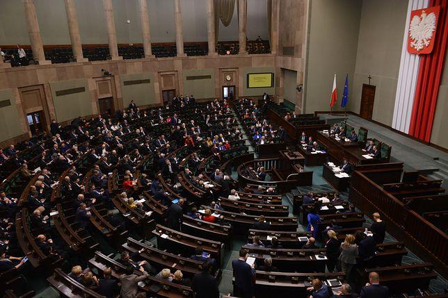 Kancelaria Sejmu planuje kolejny wydatek. Znamy szczegóły