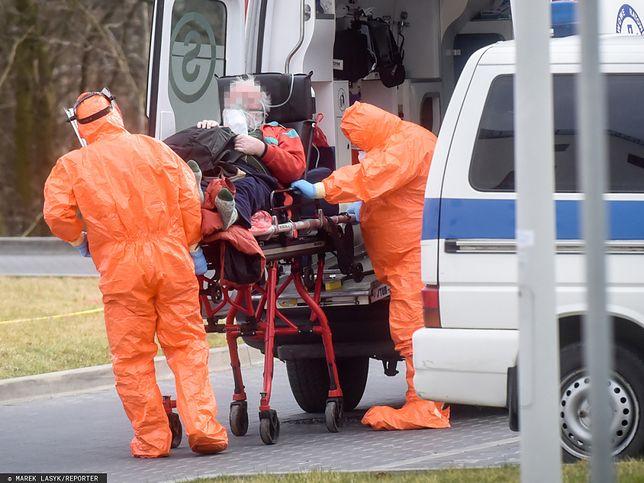 Koronawirus w Polsce. Gwałtowny wzrost liczby osób zakażonych. Najtragiczniejszy dzień epidemii