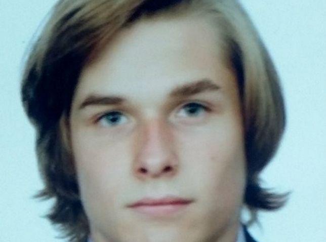 Zaginął 17-letni Remigiusz. Policja prosi o pomoc