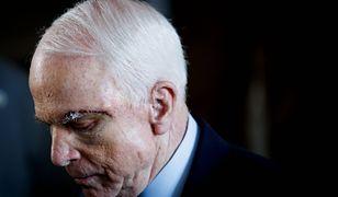 Johna McCaina spocznie na cmentarzu Akademii Marynarki Wojennej w Annapolis