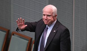 John McCain może zostać patronem nowej siedziby NATO w Brukseli