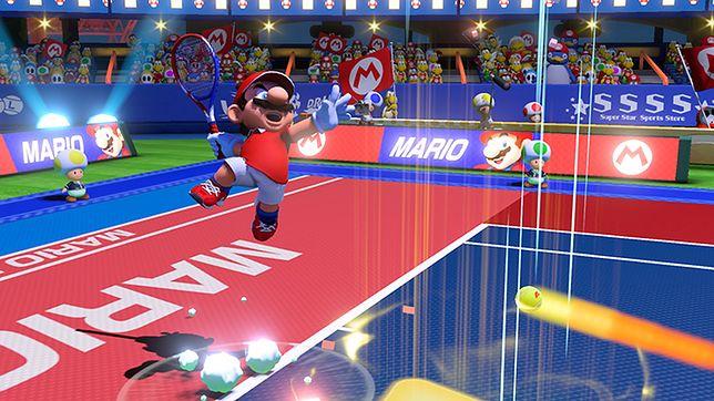 """""""Mario Tennis Aces"""": nowe zwiastuny przed premierą. Szykuje się kolejny hit"""