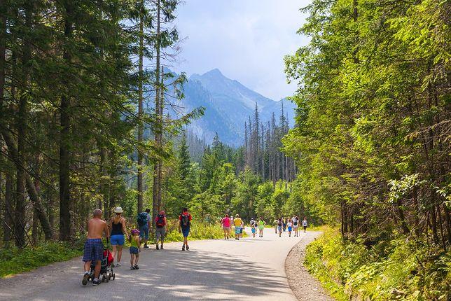 Tatry - błędy popełniane przez turystyów w górach