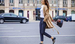Eleganckie spodnie to ważny element biurowych stylizacji